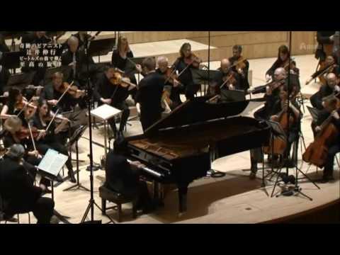 Nobuyuki Tsujii plays Rachmaninoff Piano Concerto No.3
