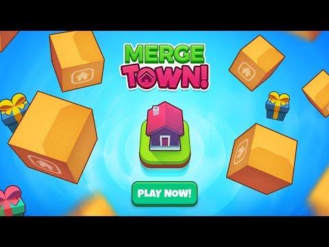 Merge Town!  for PC Windows 10/8/7 64/32bit, Mac Download