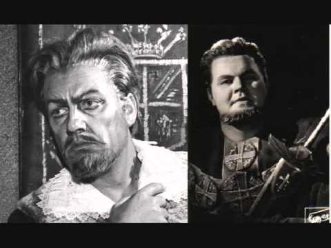"""Nicolai Ghiaurov & Martti Talvela-Don Carlo-""""Il Grande Inquisitor!"""""""