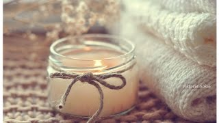 мастер-класс :  ароматическая свеча