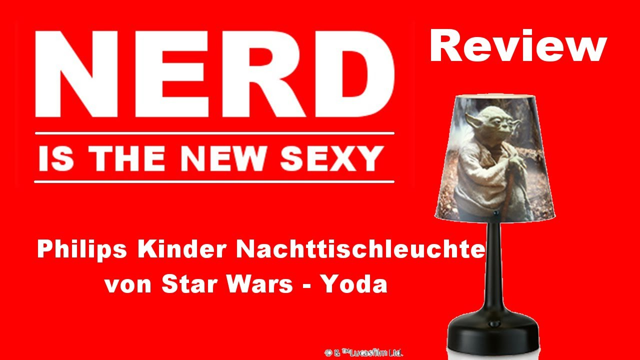 Kinder Nachttischlampe Review Philips Star Wars Yoda Kinder Nachttischlampe