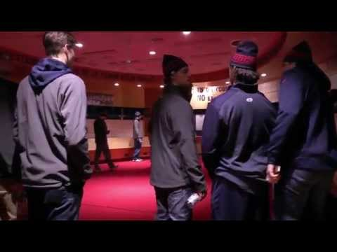 Team USA tours the Montreal Canadiens' Locker Room