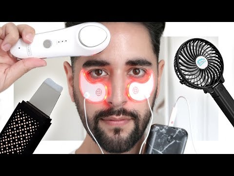 Skincare Devices / Tools I'm Currently Using ✖  James Welsh