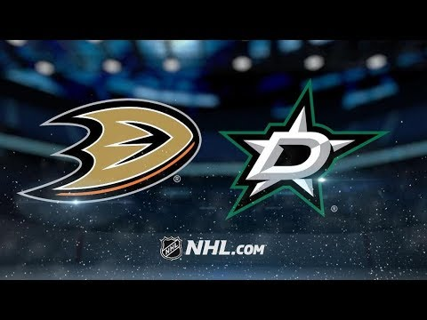 Anaheim Ducks vs Dallas Stars (3-5) – Oct. 13, 2018 | Game Highlights | NHL 2018