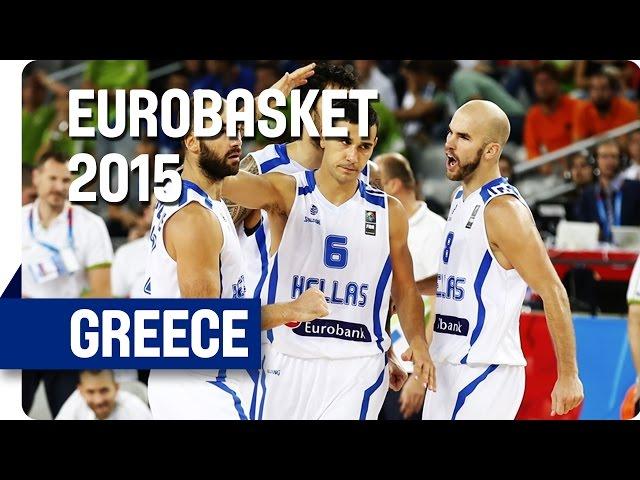 Ευρωμπάσκετ 2015 | Video με τις καλύτερες ελληνικές στιγμές στην διοργάνωση.