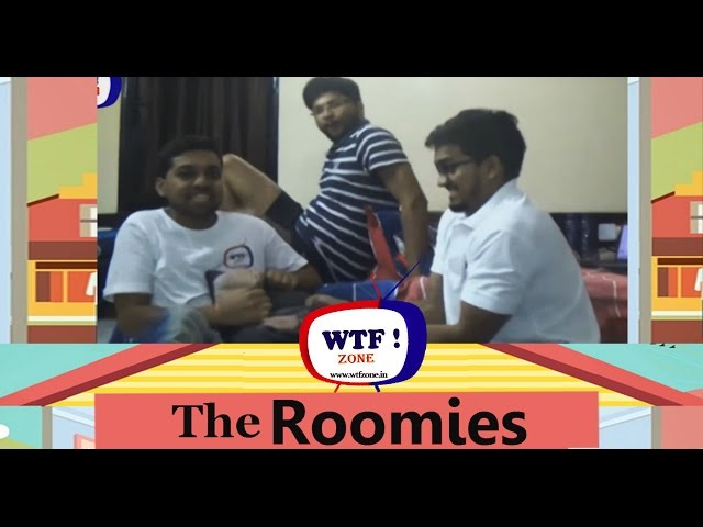The Roomies | Every Roommate Story || WTF!ZONE ||
