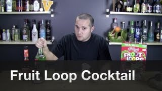 Fruit Loop recipe and review by GarnishBar - Episode #6