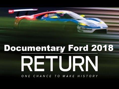 Documentary Ford motor Future 2018