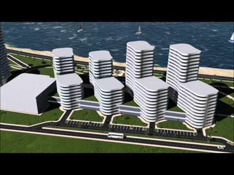 Business & Residential Complex - Maputo , Mozambique