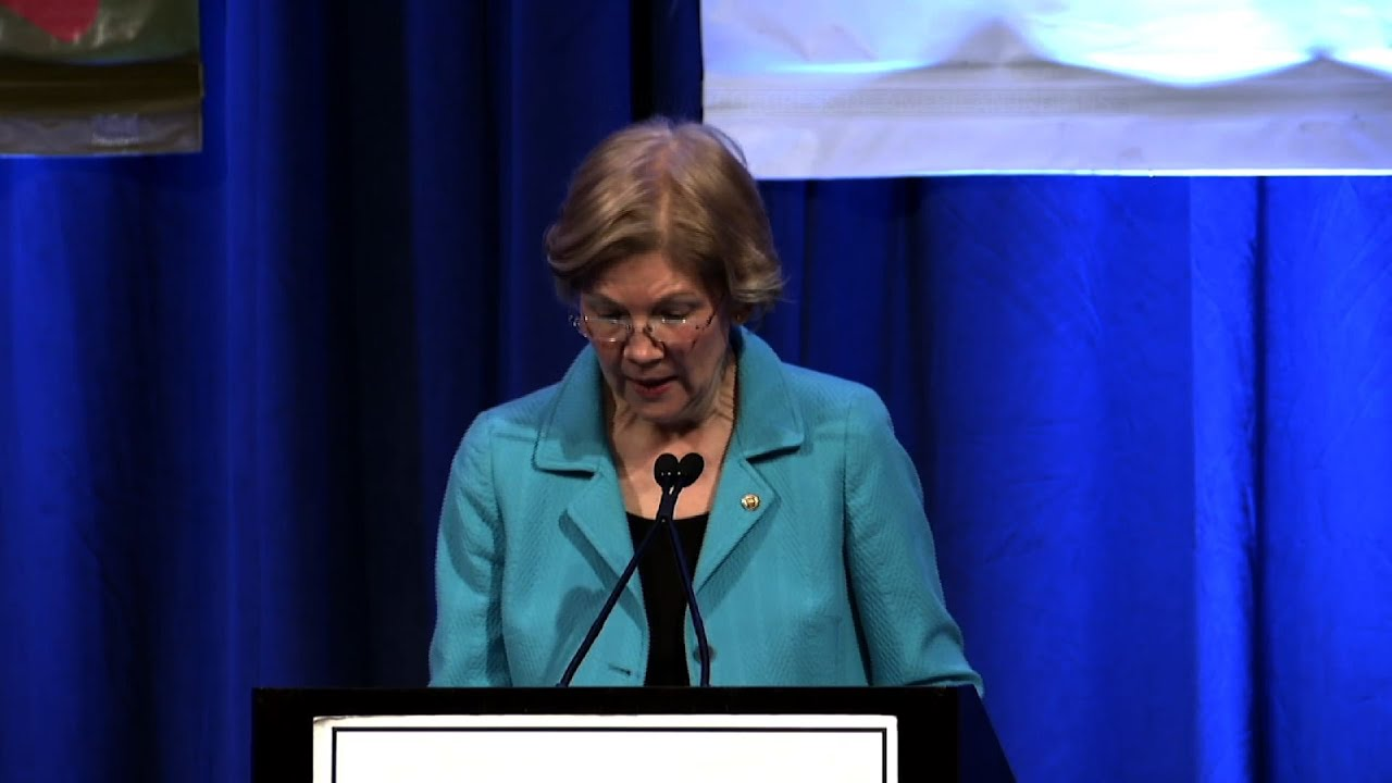 Warren: Never Used My Family Tree to Get Ahead