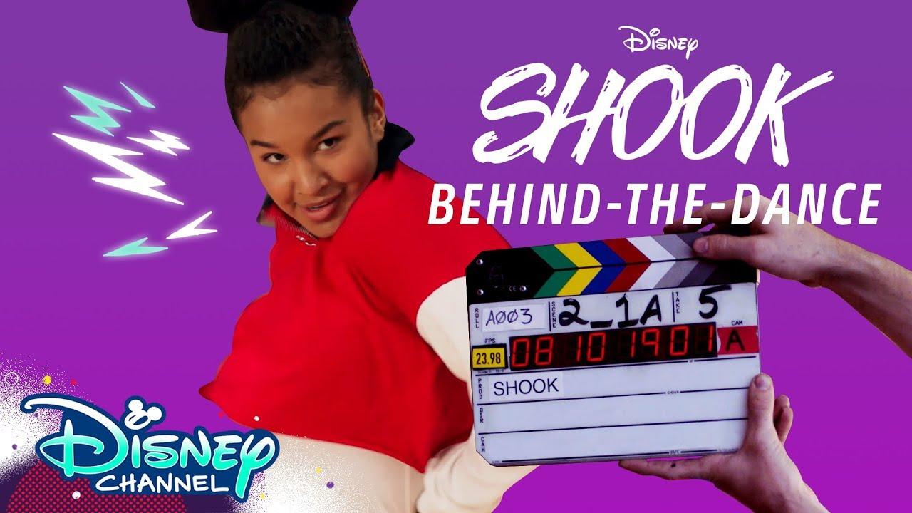 Download Behind the Dance 💥   Episode 10    SHOOK   Disney Channel