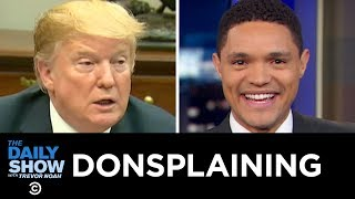 Download lagu Donsplaining | The Daily Show