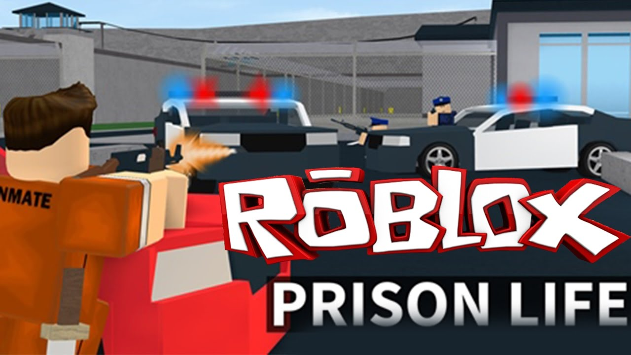 roblox prison life game