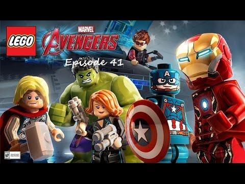 Let's play Lego Marvel Avengers Ep 41 - Bonus 9 La saga Lou Ferrigno thumbnail