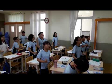 Ho Chi Minh Korean International School Hot Potato Dance