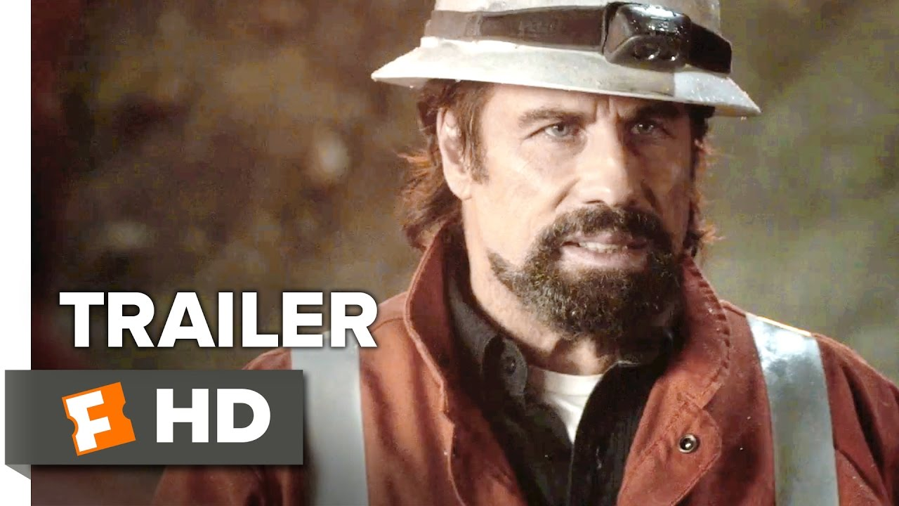 Life on the Line Official Trailer 1 (2016) - John Travolta Movie