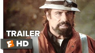 Life on the Line Official Trailer 1 (2016) - John Travolta Movie