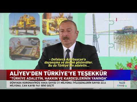 İlham Aliyev'den gözdağı: