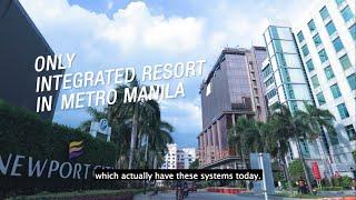 Resorts World Manila - Safer Space