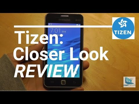 Tizen OS for SmartphonesLinux Mobile OS