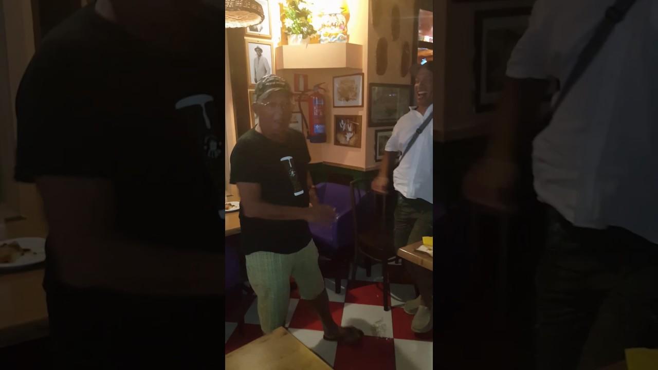 64486e5d271 Asi se baila en la negra tomasa madrid - YouTube