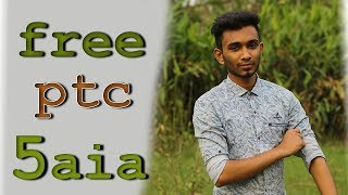 Best 5 free ptc aia file | Create ptc earning apps | ptc android apps bangla tutorial
