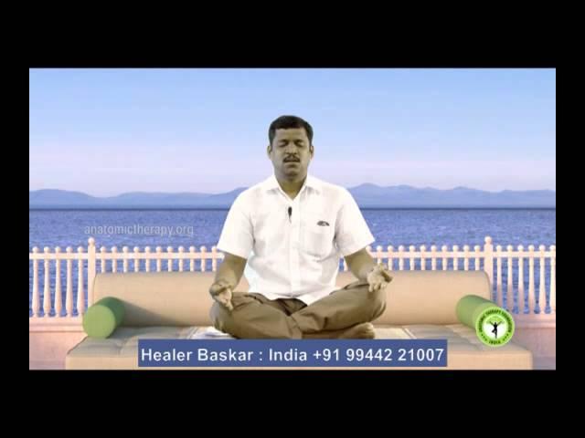 3 Breathing Exercise (மூன்று வகையான மூச்சு பயிற்சிகள்) - 2015 Healer Baskar (Peace O Master)