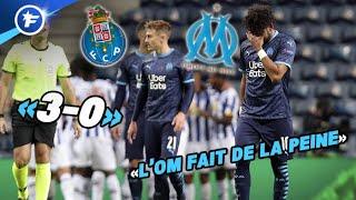 L'OM se fait détruire après sa défaite historique face à Porto (3-0) |  Revue de presse