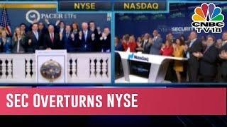 SEC Fee Ruling Takes Aim At NYSE And Nasdaq Profits