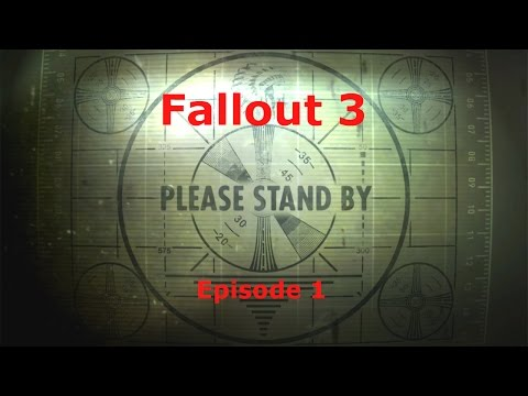 Let's Play Fallout 3 Modded Episode 1