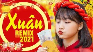 Nhạc Xuân 2021 Remix, Nhạc Tết EDM TIK TOK Htrol, lk nhạc xuân Remix Hay Nhất 2021 Chuyện Cũ Bỏ Qua