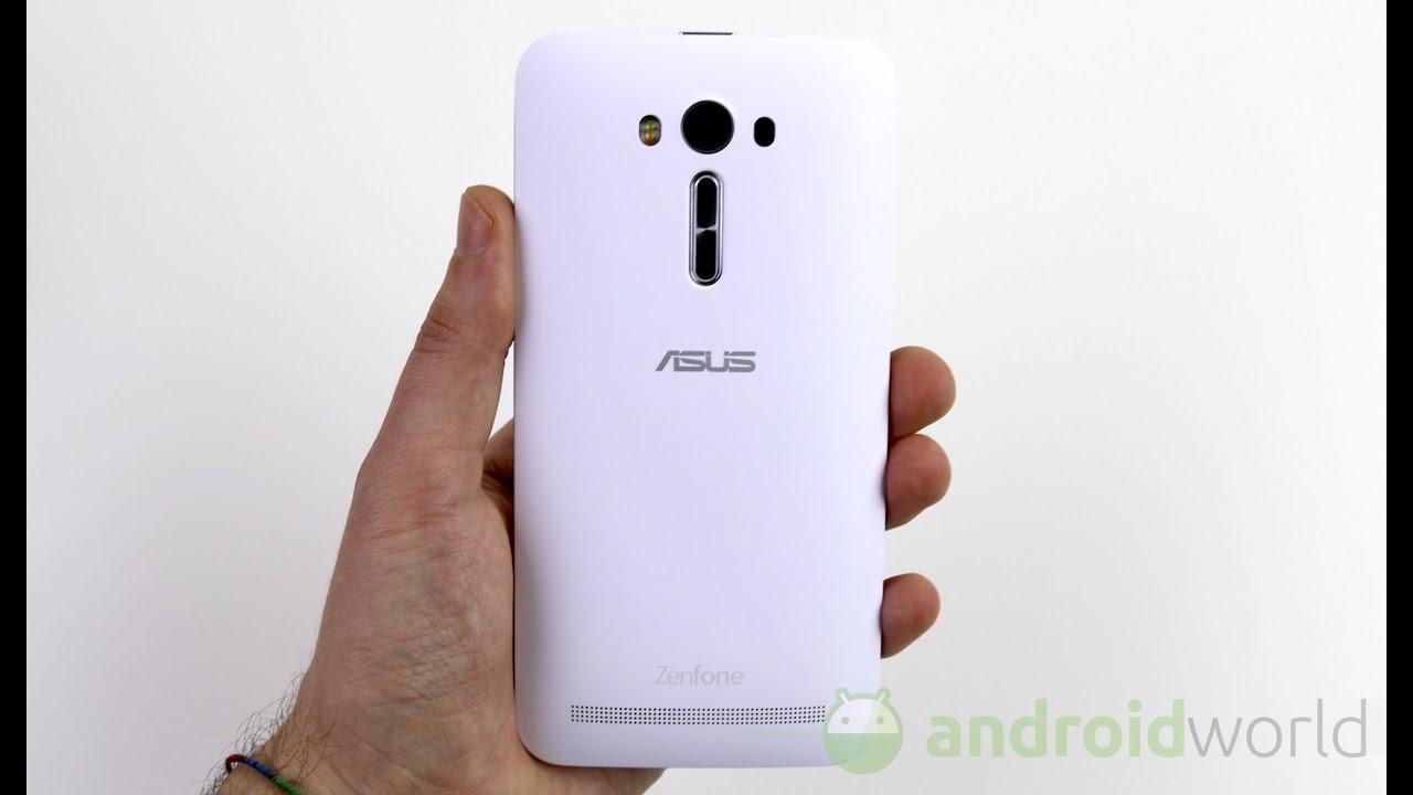 Conosciuto ASUS Zenfone 2 Laser ZE550KL, recensione in italiano - YouTube HJ52