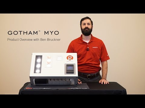 Gotham® MYO™ Product Overview
