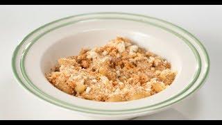 Сицилийская паста с консервированной скумбрией и сухариками | Дежурный по кухне