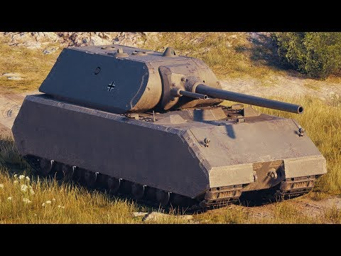 World of Tanks Maus - 6 Kills 10,9K Damage thumbnail