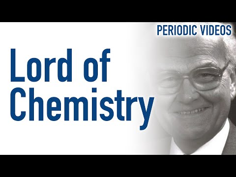 The Lord of Chemistry - Periodic Table of Videos