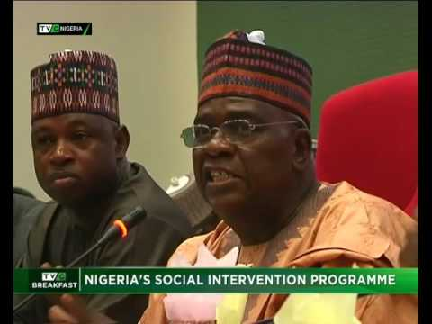 Nigeria's Social Intervention Programme