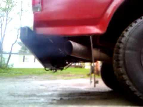 86 f250 6 9 idi 4 complete exhaust
