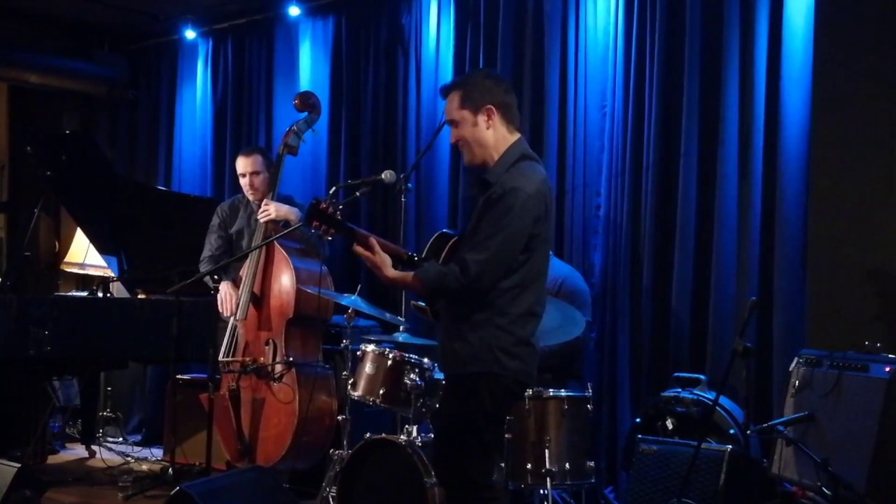 JONATHAN KREISBERG TRIO performs BODY AND SOUL