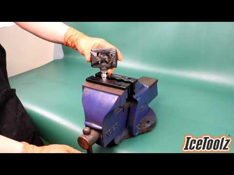 Extracteur de manivelle ICETOOLZ 04d2