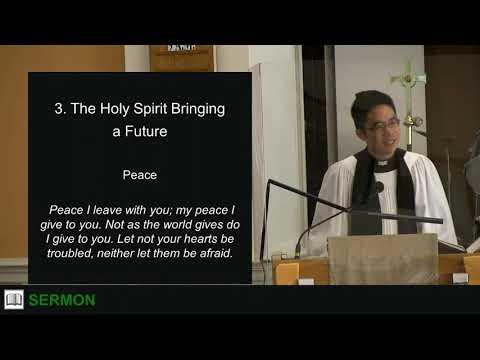 2021-08-15 9 am - The Guiding and Future Spirit - The Rev. Allan Tan