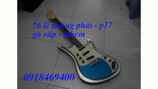 Địa chỉ bán đàn guitar điện giá rẻ nhất