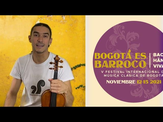 Bach in Bogota by Sergey Malov