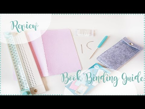 Review Book Binding Guide We R