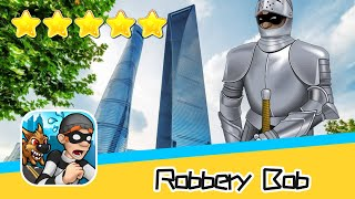 Robbery Bob™ - Level Eight AB - Extras 11-12 Walkthrough New Game Plus Recommend index five stars