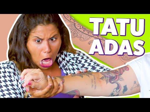 TATUADAS CANSADAS DE OUVIR 😱 Tatuagem É PECADO?