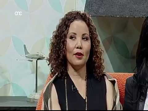 Miram Christine, Mandy Grimaud & Ray Attard on ShowOFF TV Malta