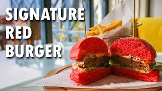 RED BURGER SWAG | New Brand on board for Telemart Discount Card |