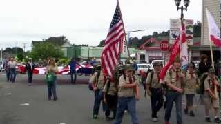 2012 Rodeo Parade: Fortuna, California (1)