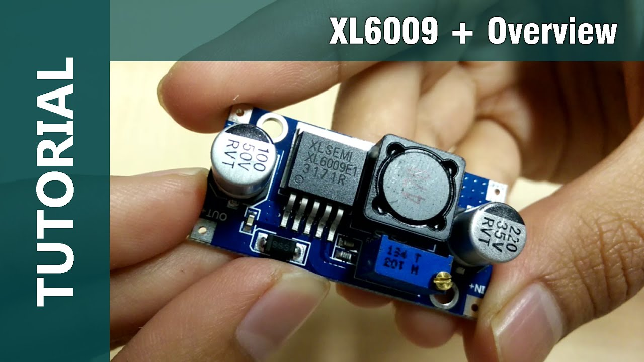 Xl6009 Arduino Dc Adjustable Step Up Booster Module Overview Dc5v To Dc30v Converter By 74hc14 Youtube Premium